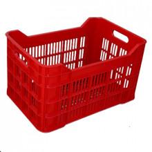 Ladă din plastic A101, 530x350x315 mm, roşu