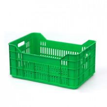 Ladă din plastic A101, 530x350x315 mm, verde