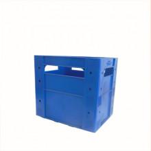 Ladă din plastic A102, 530x350x315 mm, albastru