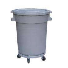 Coș de gunoi 120 L, 630x570x830 mm