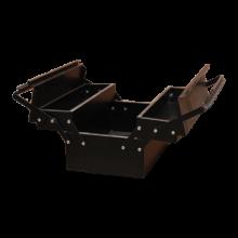 Cutie metalică mare pentru instrumente 500/3
