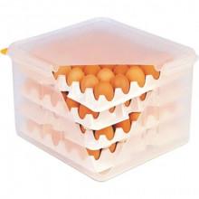 Container pentru ouă cu 8 tăvi