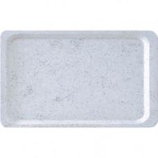 Tavă pentru servire din granit cu suprafață anti-alunecare din poliester GN1/1