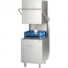 Mașină de spălat vase 500x500, 10 kW cu pompă de dozare și pompă de clătire