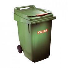 Tomberon pentru deşeuri 360 l, verde