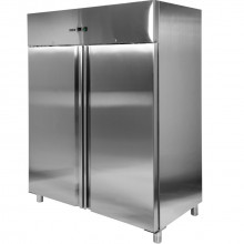 Dulap-congelator din inox, temp. -18...-22 C, capacitatea 1200 L, 1340x810x2010 mm